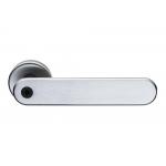 Tirador de puerta con escritura personalizada H 1055 Palabras del diseñador italiano Franco Poli para Valli y Valli