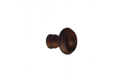 Galbraith 043 Perilla de muebles arte del hierro labrado