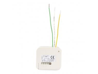 Micro-receptor de radio RTS para persianas eléctricas Somfy