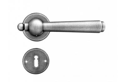 Mónaco Galbraith manija de la puerta con Rosetta y la boquilla