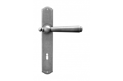 Mónaco Galbraith manija de puerta en la placa