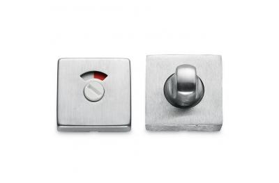 Trinquete de WC Completo Sicma Fenix Serie SmartLine Cuadrado con el Indicador