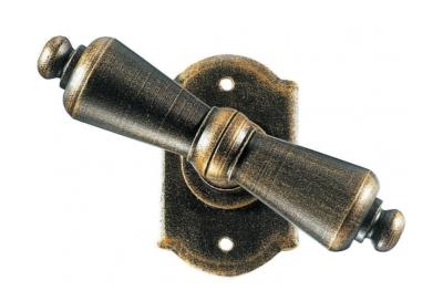 Oslo Galbusera mango del martillo con Rosetta Hierro forjado Ventana