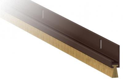 DIY Burlete Fijo para Puertas Comaglio 1250 Serie Comax Varios Tamaños y Colores