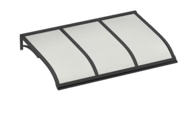 Refugio Vela Gris ópalo aluminio AMA Sun Protection