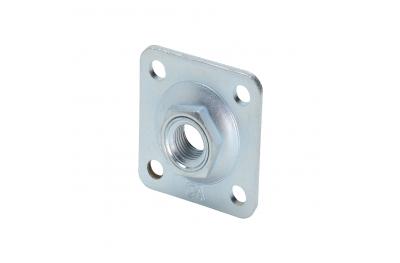 Pequeña placa ajustable para Cardini puerta de oscilación Combiarialdo