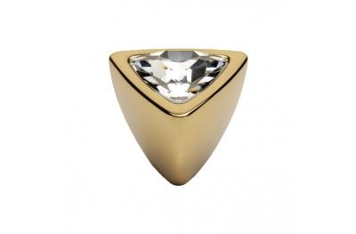 Mobile Linea Cali pomo de cristal COMET PB OZ con Swarowski Oro Zecchino