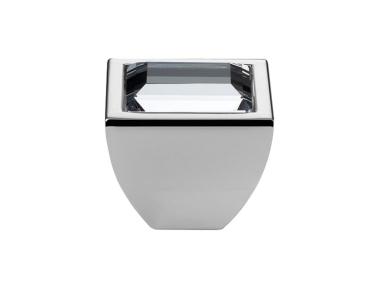 Mobile Linea Cali pomo de cristal ELIOS CRYSTAL PB con Swarowski® cromo pulido