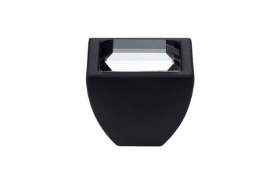 Mobile Linea Cali pomo de cristal Elios Cristal PB con Swarowski® Matt Negro