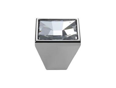 Mobile Linea Cali Espejo PB mando con cristales Swarowski® cromo pulido