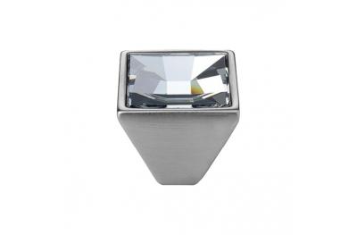 mando móvil Linea Cali Espejo PB con cristales Swarowski® cromo satinado