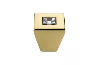 mando móvil Linea Cali Reflex PB con cristales Swarowski® Oro Zecchino