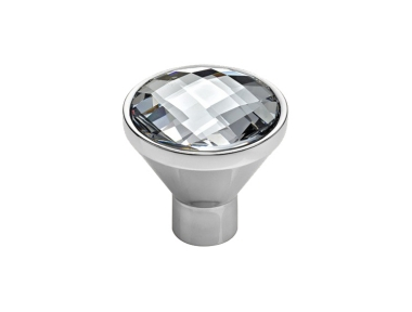 Mobile Linea Cali Verónica PB mando con cristales Swarowski® cromo pulido