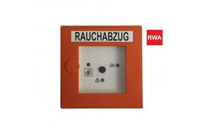 Botón de alarma RT2 RWA Controles de emergencia para unidades de control RWA para sistemas de evacuación de humo y calor Topp