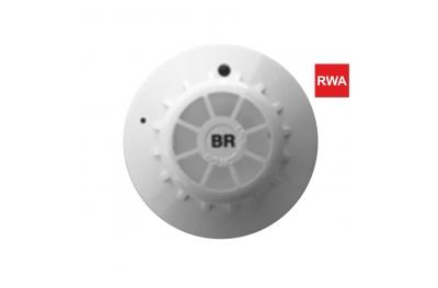 Detector de temperatura termovelocimétrica TM2 RWA para unidades de control RWA para sistemas de evacuación de humo y calor Topp