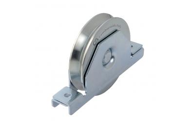 1 cojinete de rueda Garganta V Soporte Interno puerta corredera Combiarialdo