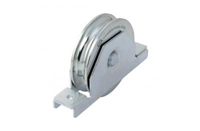 2 rodamientos de las ruedas Garganta Tonda apoyo interno puerta corredera Combiarialdo