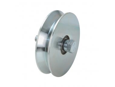 2 rodamientos de las ruedas Garganta V Puerta correderas Combiarialdo