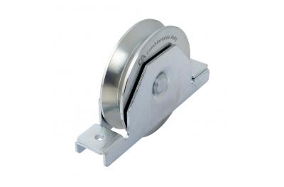 2 rodamientos de las ruedas Garganta V Soporte Interno puerta corredera Combiarialdo