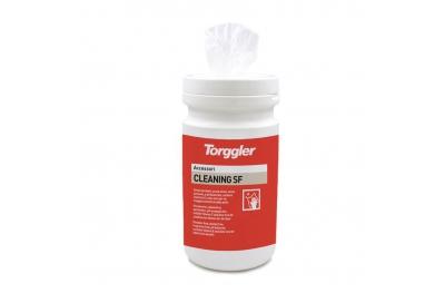 Toallitas Limpiadoras Silicona Cleaning SF Torggler