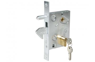Gancho de bloqueo de puertas de acero galvanizado IBFM Sliding