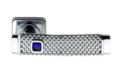Silver Dream Jewellery PFS Pasini Manija con Roseta para Puerta