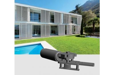 Slide 200 24Vdc Chiaroscuro Automatización Persianas Max 300Kg
