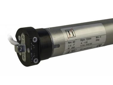 Smart 25 25Nm 50kg Motor Tubular para Persiana Tech International