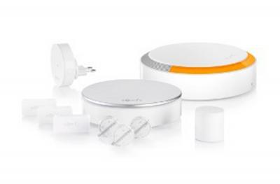 Somfy Protect Home Alarm Plus Sistema de Alarma para Perímetro Seguridad