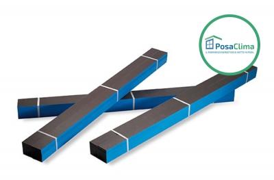 Paleta Termoframe Plus PosaClima para contramarco de abedul con rotura de puente térmico