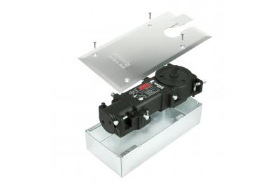 Speedy M25 cierrapuertas de suelo Exteriores Interiores tamaños SpeedyByCasma Variable
