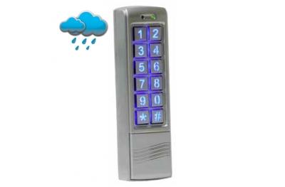 Teclado Transpondedor lector de código de control de acceso 57300 Serie Acceso Opera