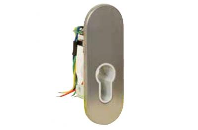 Soporte con el interruptor micro de la serie 55040 con forma de cilindro Opera Perfil