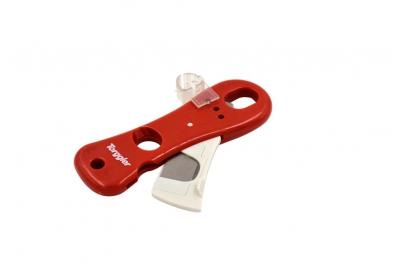 Cortador de Seguridad para Boquillas de Cartuchos y Selladores