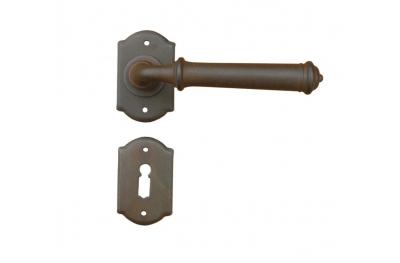 Tallin 2 Galbraith Maneta de puerta con Rosetta y la boquilla