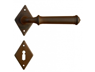 Tallin 3 Galbraith Maneta de puerta con Rosetta y la boquilla