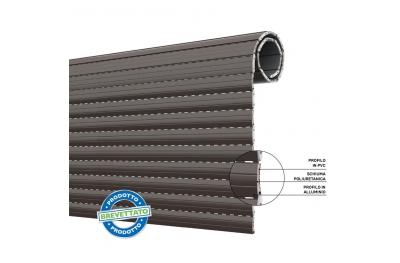 Persiana enrollable Duero 40 de PVC y Aluminio con Aislamiento Térmico