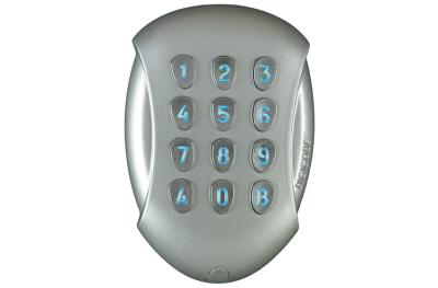 GALEO Teclado Bluetooth resistente a vandalismo autónomo DIGICODE 3 Control de acceso de relé de aleación de aluminio CDVI