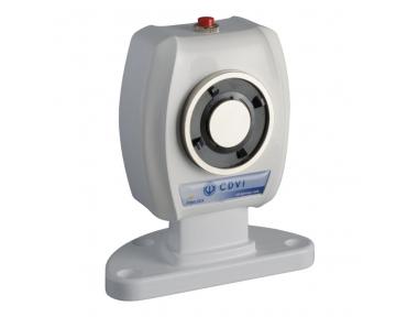 VIRP5024 Floor Electromagnet 50Kg 24V DC Puerta de pared fija fija y / o articulada CDVI