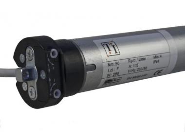 Motor tubular para persiana 30Nm 60kg