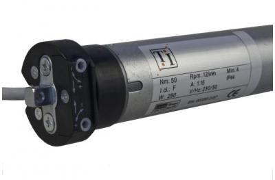 Work 45 Tubular Motor 45Nm 100kg para Persiana Eléctrica