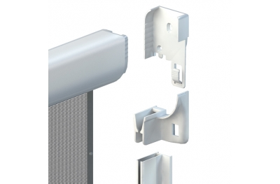 Mosquitera Fast 50 Vertical muelle estándar de 50 mm cassonetto Zanzar Sistem
