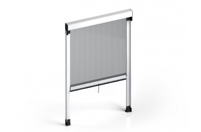 Mosquitera Quadra vertical muelle estándar de 50 mm cassonetto Zanzar Sistem